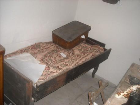 Stara łóżko (fot. Przemysław Jankowski)