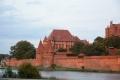 Zamek w Malborku – średniowieczne arcydzieło gotyckiej architektury  - gotyckiej;architektury;arcydzieło;średniowiecznie;malborku;zamek;malbork