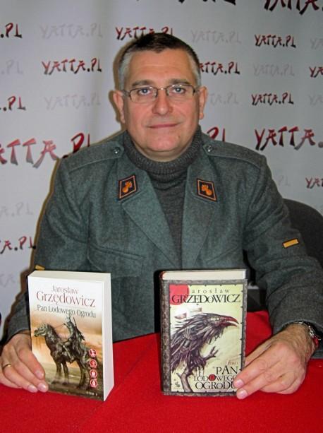 Jarosław Grzędowicz (źródło: wikimedia.org)