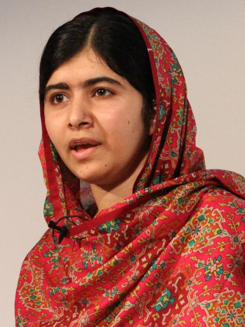 Malala Yousafzai (źródło: wikimedia.org)