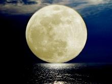 Księżyc statkiem kosmicznym? - księżyc;statek kosmiczny;arka. teorie;pochodzenie;budowa;sztuczny;naukowcy;Wasin;Szczerbakow