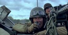 """""""Furia"""" – Z pamiętnika czołgisty - recenzja;Furia;wojenny;dramat;czołgista;czołg;Sherman;II wojna światowa;Davi Ayer;Brad Pitt"""