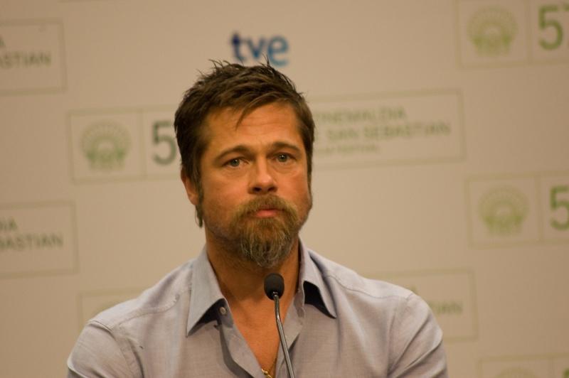 Brad Pitt http://www.flickr.com/photos/araque/ AlbertoAraque