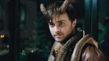 """""""Rogi"""" – W szponach Szatana  - recenzja;Rogi;horror;fantasy;kryminał;satyra;czarna komedia;adaptacja;Alexandre Aja;powieść;Joe Hill;Daniel Radcliffe"""