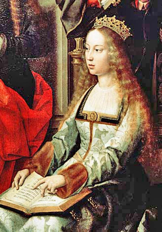 Izabela I Kastylijska (źródło: wikimedia.org)