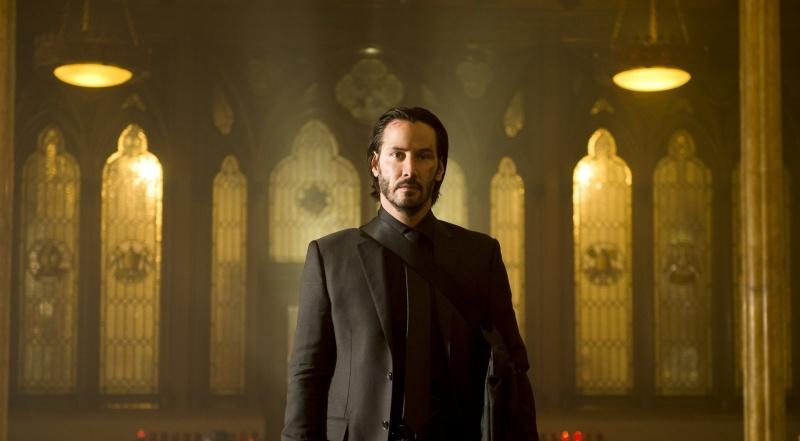 """Kadr z filmu """"John Wick"""" (źródło: youtube.com)"""