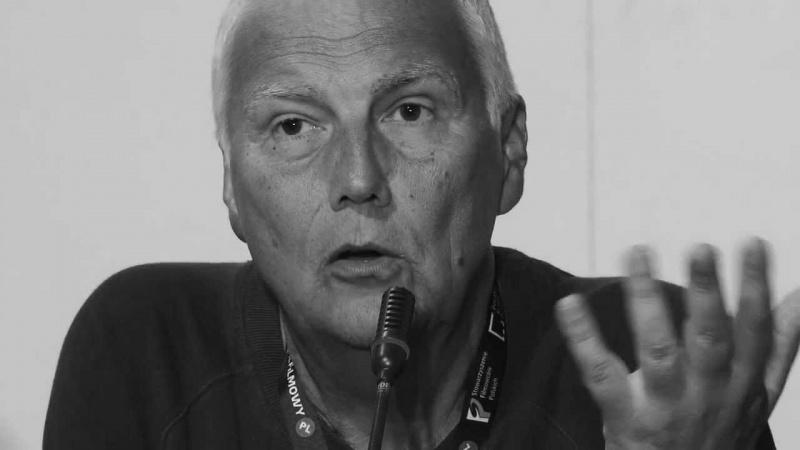 Krzysztof Krauze (źródło: youtube.com)