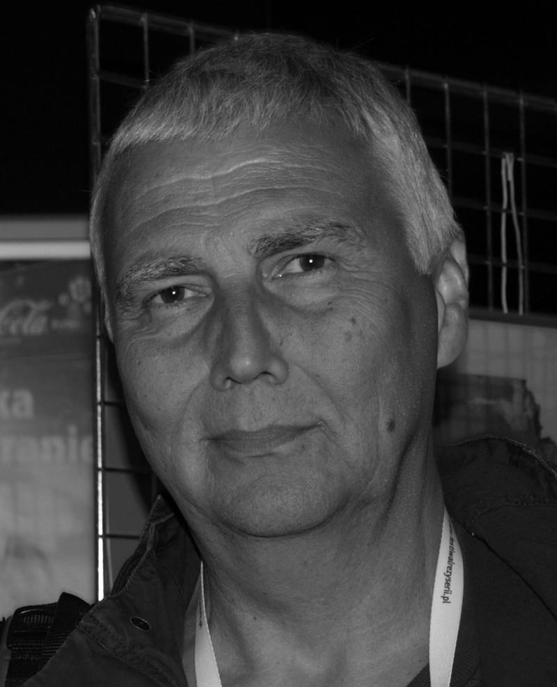 Krzysztof Krauze (źródło: wikimedia.org)