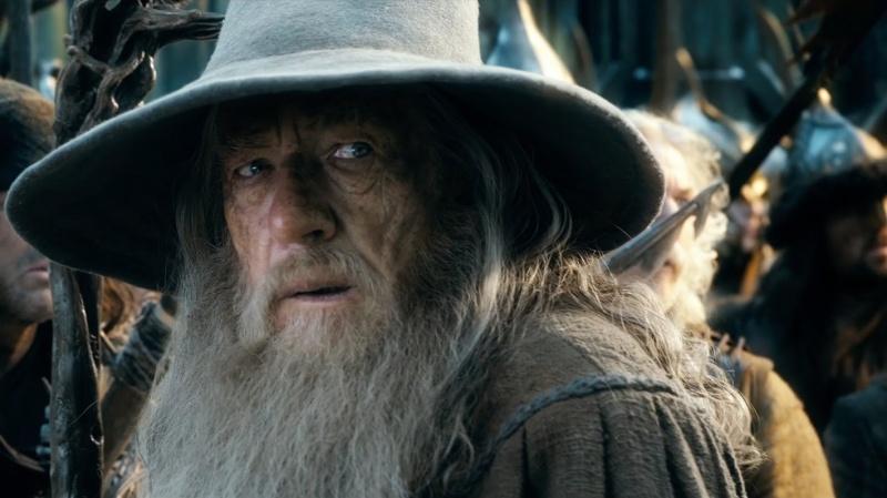 "Kadr z filmu ""Hobbit: Bitwa Pięciu Armii"" (źródło: youtube.com)"