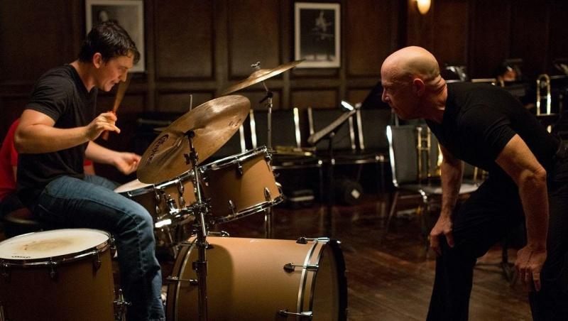 """Kadr z filmu """"Whiplash"""" (źródło: youtube.com)"""