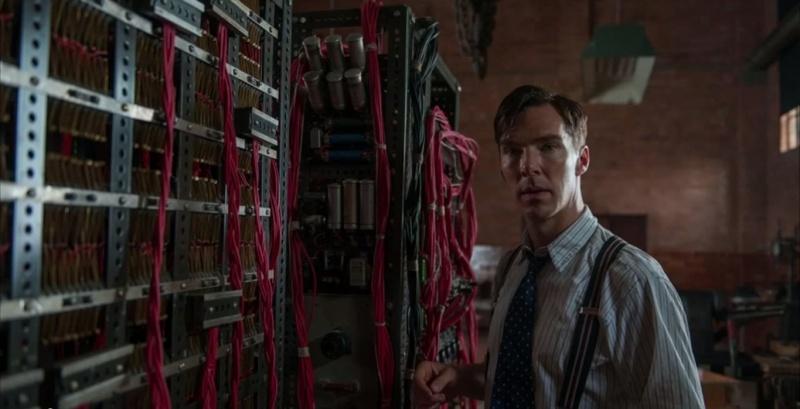 """Kadr z filmu """"Gra tajemnic"""" (źródło: youtube.com)"""