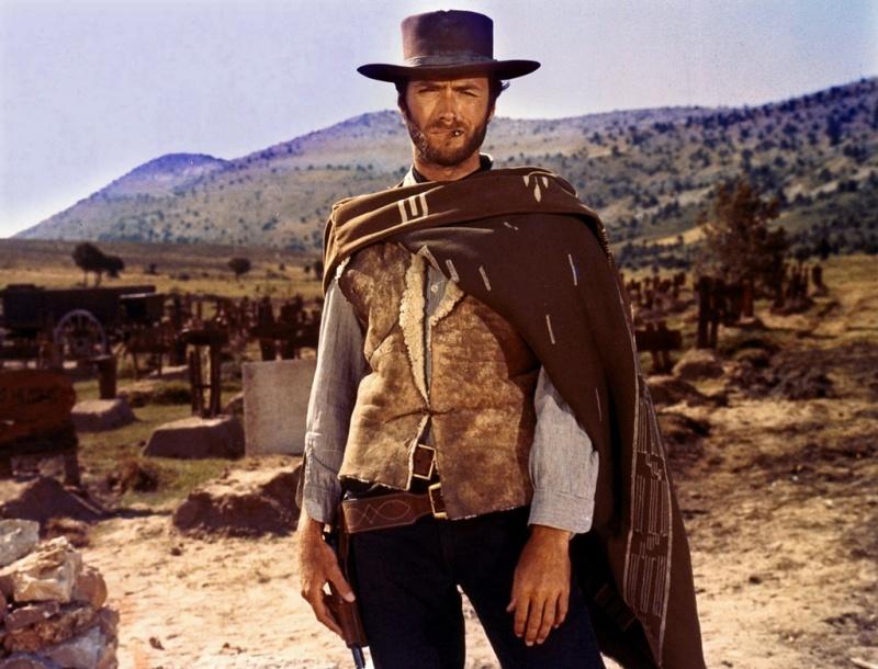 Clint Eastwood w swojej ikonicznej roli (flickr.com)