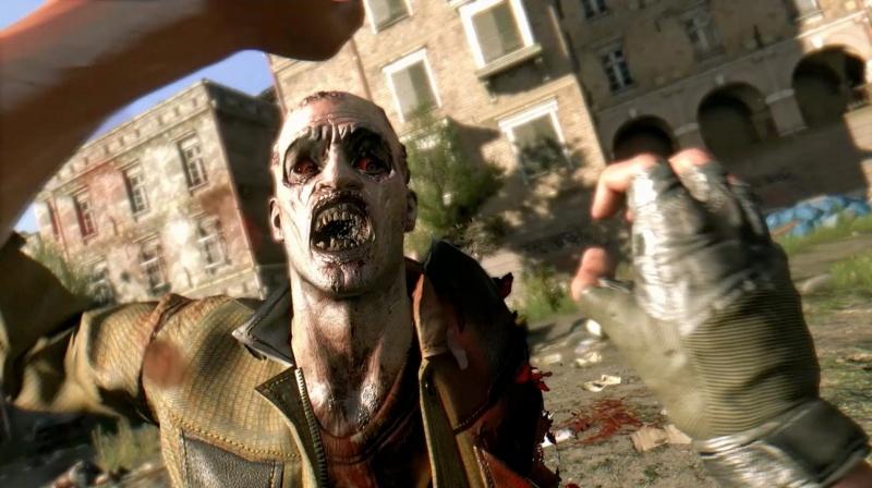 """Screen z gry """"Dying Light"""" (źródło: youtube.com)"""