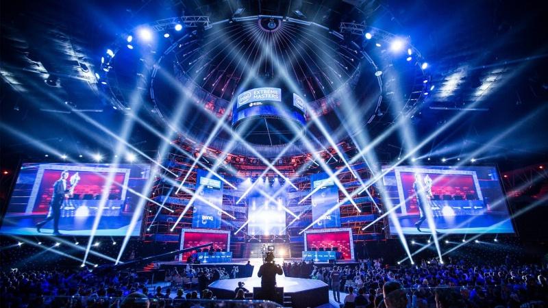 Intel Extreme Masters Katowice 2015 (źródło: youtube.com/screenshot)