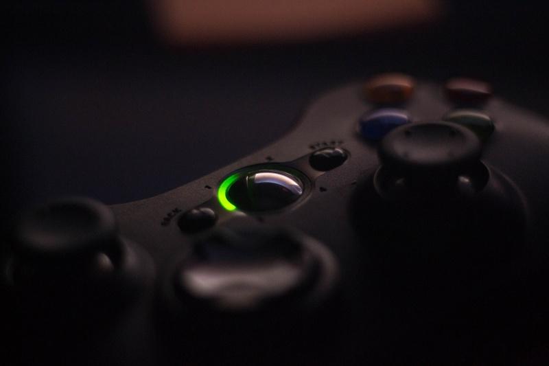 Gamepad (źródło: flickr.com) http://www.flickr.com/photos/ggaiduk