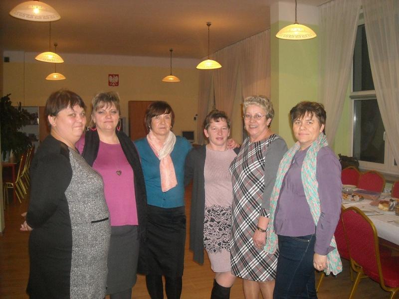 Dzień Kobiet w Klubie Kobiet Kreatywnych (fot. PJ)