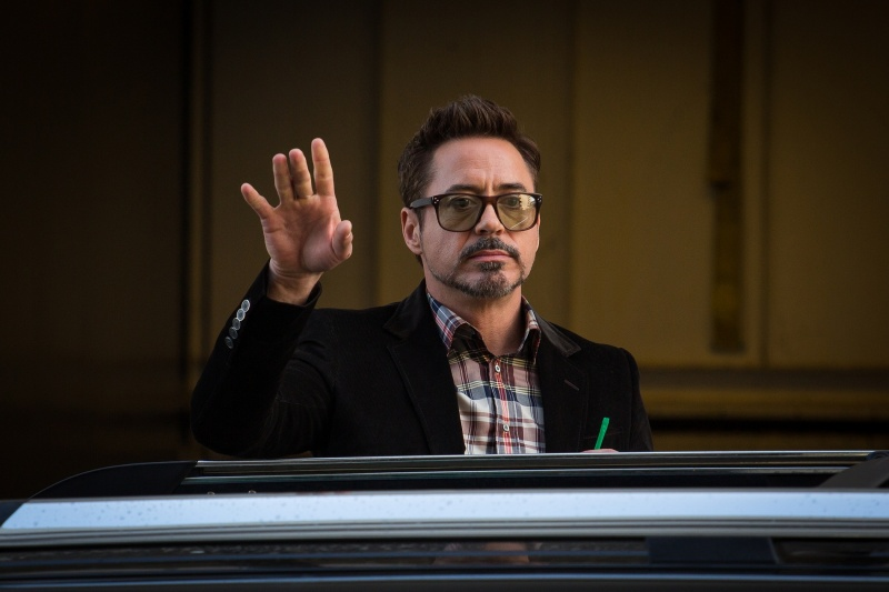 Robert Downey Jr.  https://www.flickr.com/photos/justininsd Justin Brown