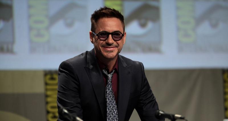 Robert Downey Jr. (źródło: wikimedia.org)