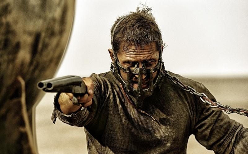 """Kadr z filmu """"Mad Max: Na drodze gniewu"""" (źródło: youtube.com)"""