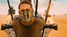 """""""Mad Max: Na drodze gniewu"""" – Pustynne wysokooktanowe szaleństwo - recenzja;Mad Max: Na drodze gniewu;akcja;science fiction;postapokaliptyczny;George Miller;Tom Hardy;Charlize Theron;pustynia"""
