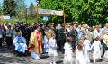 Święto Bożego Ciała - Boże Ciało;Uroczystość Najświętszego Ciała i Krwi Pańskiej;krew;wino;ciało;chleb;Jezus;wieczerza;symbol;procesja;czwartek;barwna;uczczenie;święto;Julianna z Cornillon