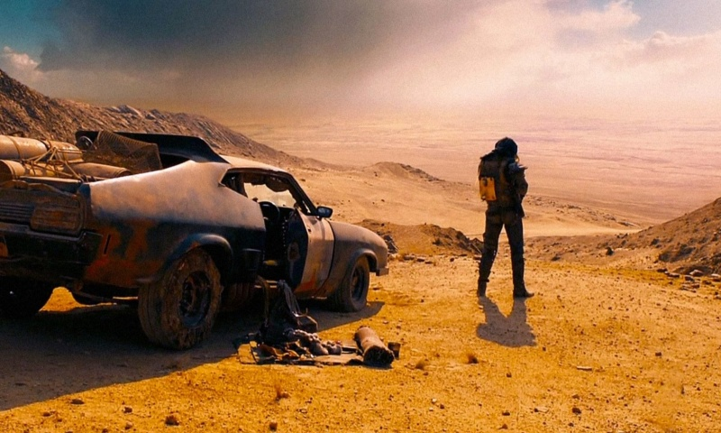 Tom Hardy jako Mad Max (źródło: youtube.com)