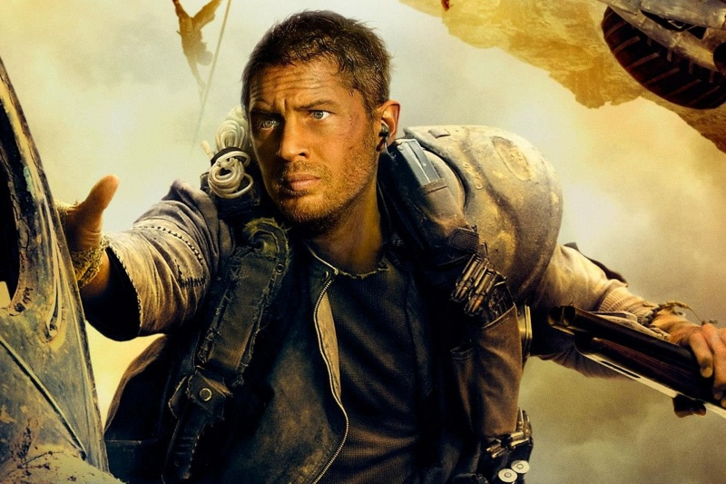 Tom Hardy jako Mad Max (źródło: youtube.com)