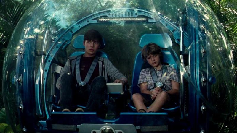 """Kadr z filmu """"Jurassic World"""" (źródło: youtube.com)"""