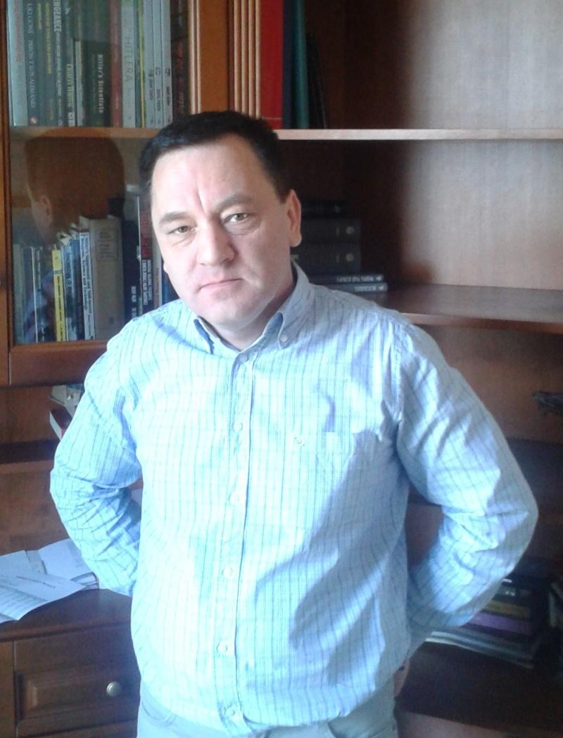 Igor Witkowski (fot. Łukasz Kulak)