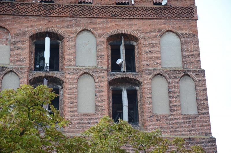 Zamek kapituły pomezańskiej - dzwonnica (fot. PaM)