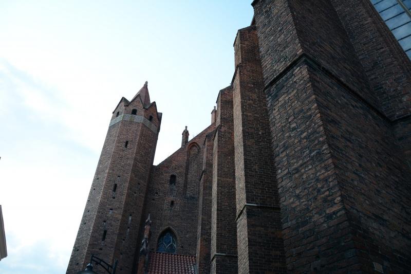 Zamek kapituły pomezańskiej - katedra (fot. PaM)