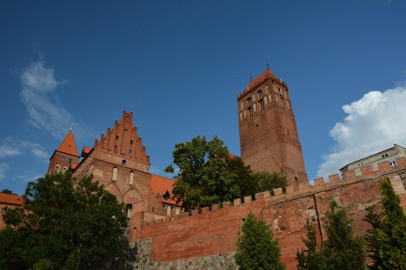 Zamek kapituły pomezańskiej (fot. PaM)