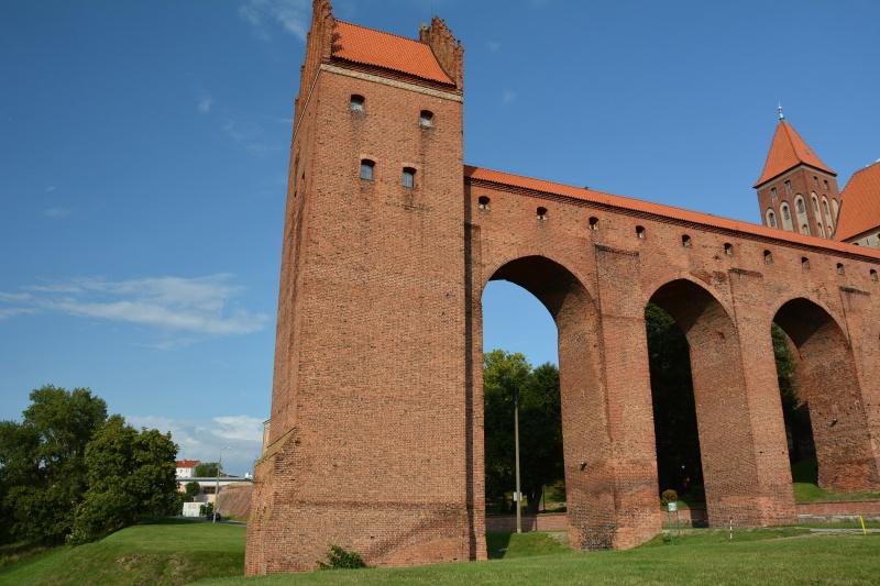 Zamek kapituły pomezańskiej - gdanisko (fot. PaM)