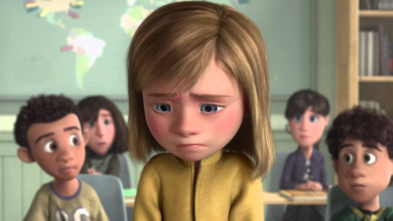 """Kadr z filmu """"W głowie się nie mieści"""" (źródło: youtube.com)"""