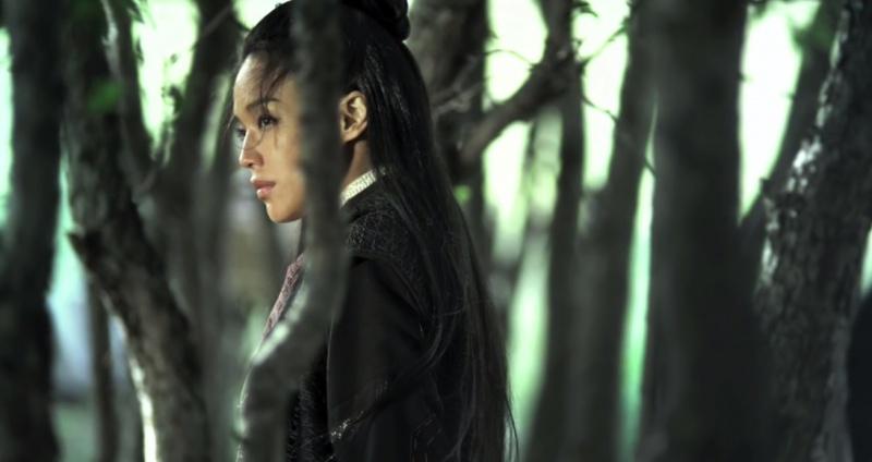 """Kadr z filmu """"Zabójczyni"""" (źródło: youtube.com/screenshot)"""