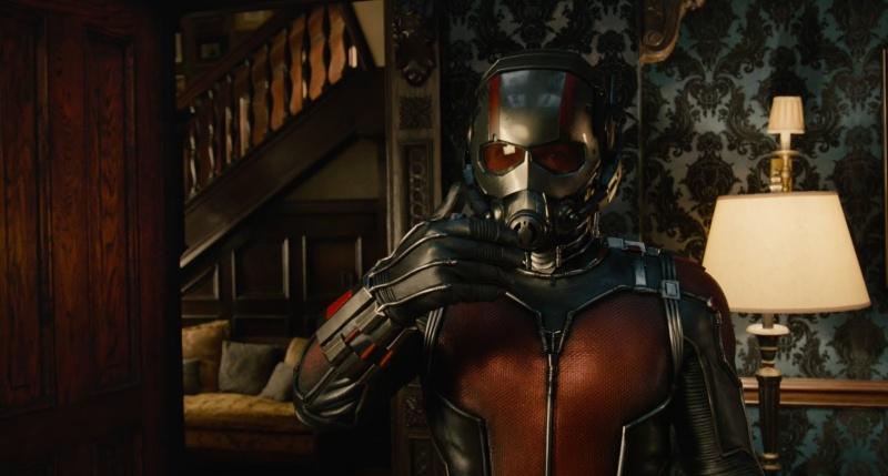 """Kadr z filmu """"Ant-Man"""" (źródło: youtube.com)"""