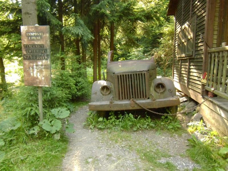 Łazik obok wejścia do muzeum (fot. Jaromir Zawrot)