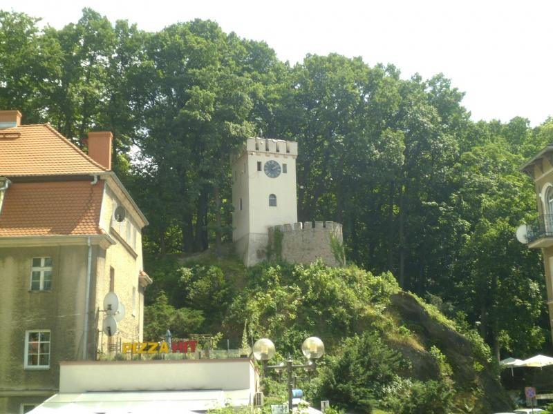 Szczawno-Zdrój, Wieża Anny (fot. Jaromir Zawrot)