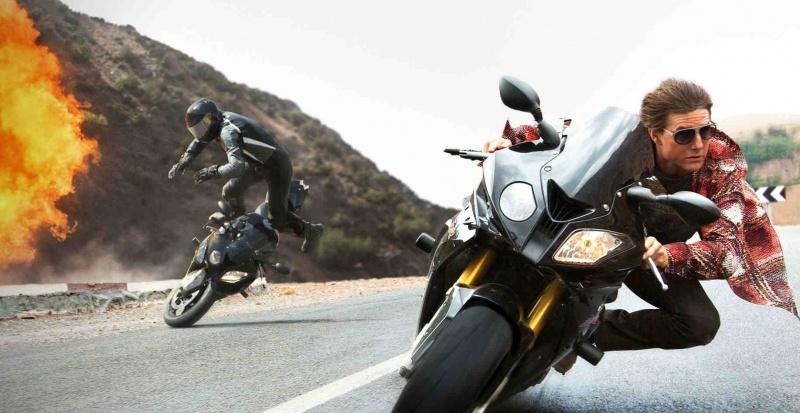 "Kadr z filmu ""Mission: Impossible – Rogue Nation"" (źródło: youtube.com)"