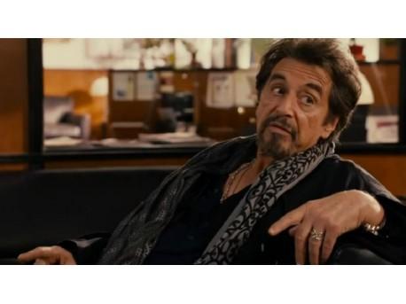 "Al Pacino (kadr z filmu ""Jack i Jill"", źródło: youtube.com)"