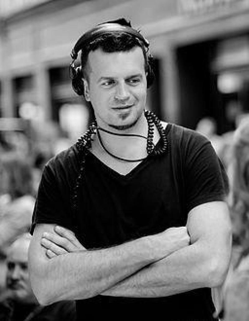 Marcin Wrona (fot. Piotr Litwic, źródło: wikimedia.org)