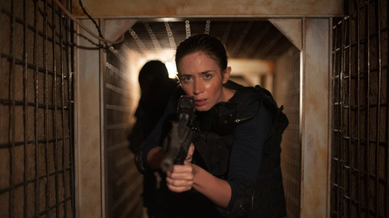 """Kadr z filmu """"Sicario"""" (źródło: youtube.com)"""