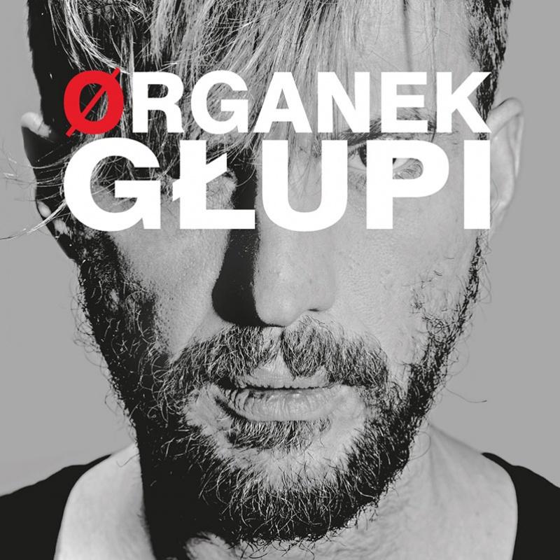 """Okładka albumu """"Głupi"""" (źródło: www.allaboutmusic.pl)"""