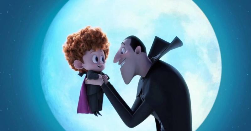 """""""Hotel Transylwania 2"""" – Troskliwy dziadzio Dracula - Hotel Transylwania 2;Genndy Tartakovsky;animacja;komedia;familijny;tolerancja;miłość;monstra;potwory;Dracula;dziadek;wnuczek;troska;nauka;humor"""