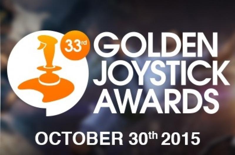 Golden Joystick Awards (źródło: www.gfinity.net)