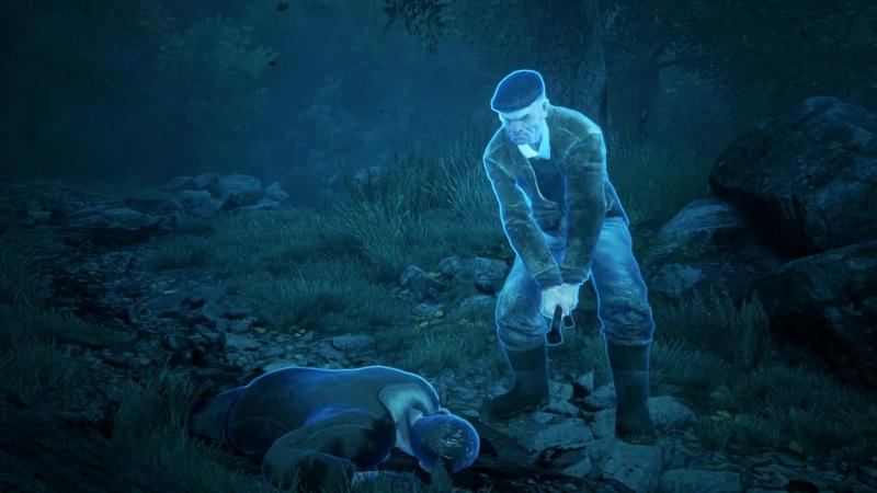 """Screen z gry """"Zaginięcie Ethana Cartera"""" (źródło: youtube.com)"""