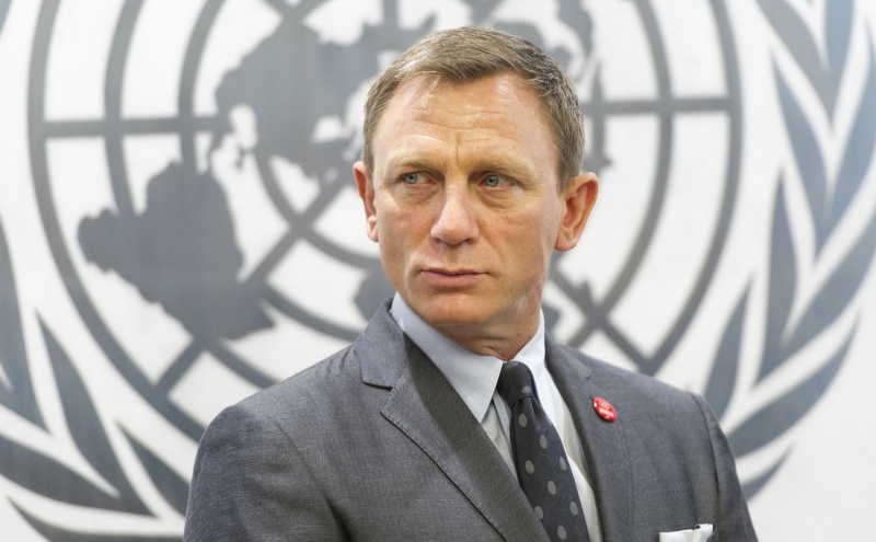 Daniel Craig https://www.flickr.com/photos/un_photo/ United Nations Photo