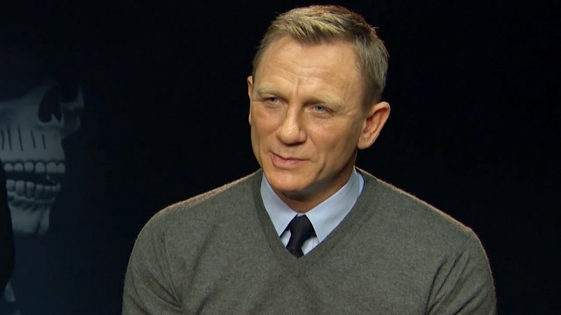 Daniel Craig (źródło: youtube.com/screenshot)