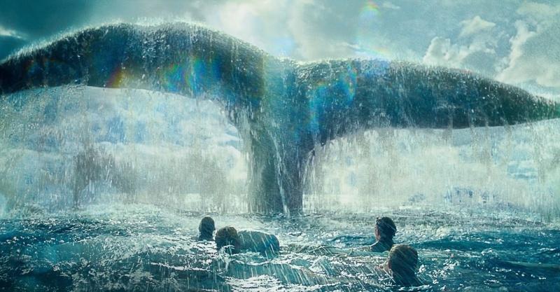 """Kadr z filmu """"W samym sercu morza"""" (źródło: youtube.com)"""