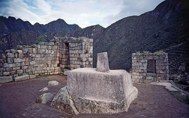 kamień Intihuatana